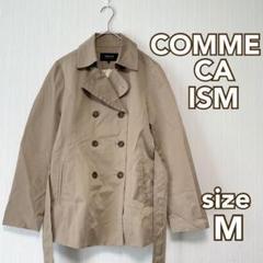 """Thumbnail of """"【COMME CA ISM】コムサイズム ショートトレンチコート ベージュ M"""""""