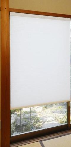 """Thumbnail of """"コードレス ハニカムシェード 幅100×高さ180cm ホワイト"""""""