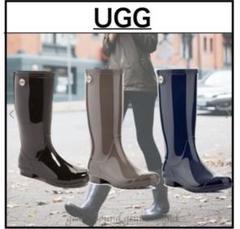 "Thumbnail of ""UGG レインブーツ 24㎝ ブラック 未開封 新品未使用"""