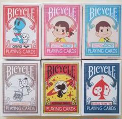 "Thumbnail of ""BICYCLE トランプ キャラクター 6個まとめて"""