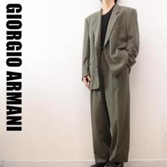 "Thumbnail of ""A6143 GIORGIO ARMANI セットアップ スーツ ライトグリーン系"""