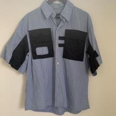 "Thumbnail of ""Xander Zhou 19ss ボックスカーゴシャツ"""