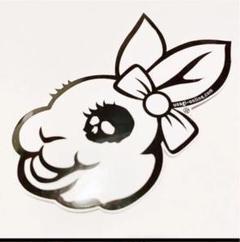 "Thumbnail of ""MAD BUNNY 非売品 ステッカー"""