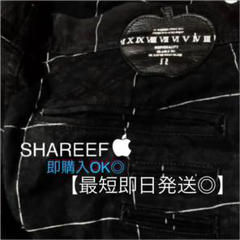 "Thumbnail of ""レア SHAREEF WINDOWPANE WIDE PANTS"""