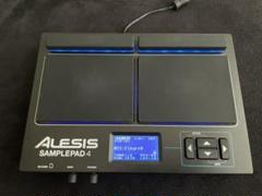 """Thumbnail of """"ドラムセットに導入するのに最適!ALESI SSAMPLEPAD 4"""""""