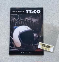 "Thumbnail of ""TT&CO.カタログ・ステッカー"""