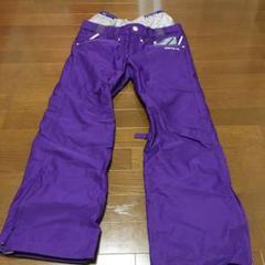 "Thumbnail of ""エスティボ スノーボード パンツ 紫"""