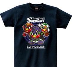 """Thumbnail of """"エヴァンゲリオン×東京ヤクルトスワローズ Tシャツ"""""""