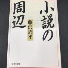 """Thumbnail of """"No.21974 小説の周辺"""""""