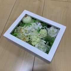 "Thumbnail of ""リングピロー  フラワーボックス 天使 造花 値下げしました!"""