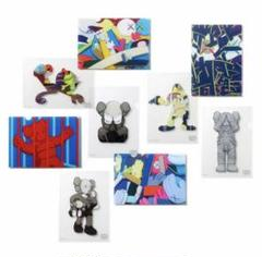 """Thumbnail of """"KAWS TOKYO FIRST クリアファイル 全9種類 セット"""""""