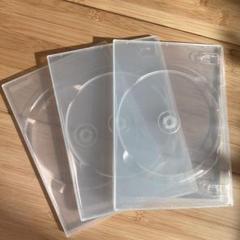"""Thumbnail of """"CD、DVDケース3枚セット"""""""