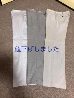 """Thumbnail of """"ユニクロ メンズスラックス3本セット"""""""