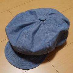 """Thumbnail of """"New York hat シャンブレー キャスケット"""""""