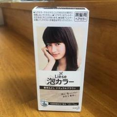 "Thumbnail of ""リーゼ 泡カラー 髪色もどし ナチュラルブラウン 108ml"""