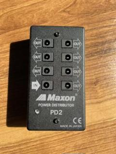 "Thumbnail of ""Maxon POWER DISTRIBUTOR PD2(付属品有り)"""