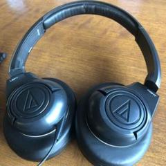 "Thumbnail of ""audio−technica  ATH-AX3 BK ヘッドホン"""