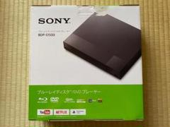 "Thumbnail of ""【8555円】Blu-ray/DVDプレーヤーSONY BDP-S1500"""