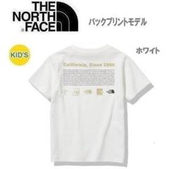 "Thumbnail of ""ザノースフェイス キッズ ヒストリカルロゴTシャツ ホワイト 140"""
