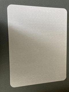 """Thumbnail of """"新品未使用 バスマット 珪藻土バスマット すべり止め付 M 35×45 グレー"""""""