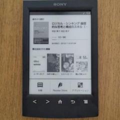 "Thumbnail of ""SONY 電子書籍リーダーSONY PRS-T2"""
