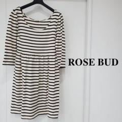 """Thumbnail of """"【新品・タグ付】ROSE BUD チュニック 日本製 七分袖 レディース 服"""""""
