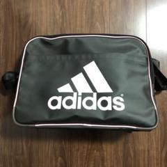 """Thumbnail of """"アディダス adidas  エナメルバッグ ショルダーバッグ 27L"""""""