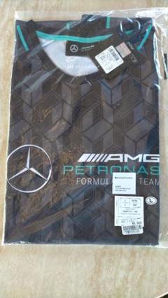 """Thumbnail of """"【新品】メルセデス・ベンツ AMG 鈴鹿 F-1 Tシャツ Lサイズ ハミルトン"""""""