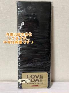 "Thumbnail of ""【新品・未開封】LOVE BOAT  ラブボート ピローケース ブラック"""