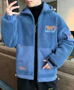 "Thumbnail of ""綿の服の男性の冬の綿服のコートの男性の冬の服のゆったりした綿入れの上着;z2"""