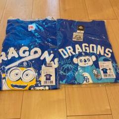 "Thumbnail of ""中日ドラゴンズ ミニオン ジュラシックワールドコラボTシャツ"""