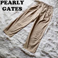 """Thumbnail of """"パーリーゲイツ PEARLY GATES チノパンパンツ刺繍バックプリントゴルフ"""""""