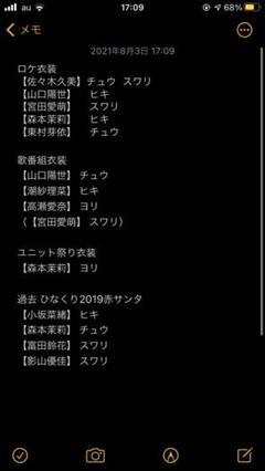 """Thumbnail of """"日向坂 生写真"""""""