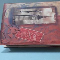 "Thumbnail of ""BOOK BOX ブックボックス (本型箱)(Lサイズ)/LONDON"""