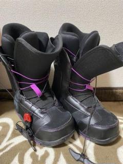 "Thumbnail of ""エピック スノーボード ブーツ 24センチ"""