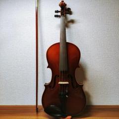 "Thumbnail of ""【良乾燥良反響】スズキ No.101 1/2 バイオリン 1966"""