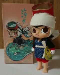 "Thumbnail of ""海女 molly instinc toy"""