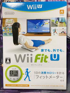"""Thumbnail of """"Wii Fit U フィットメーターセット 未開封・未使用品"""""""