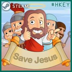 "Thumbnail of ""Steam☆Save Jesus"""