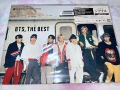 BTS,THE BEST