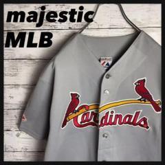 """Thumbnail of """"【希少‼︎】Majestic マジェスティック MLB ゲームシャツユニフォーム"""""""