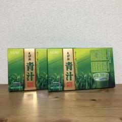 "Thumbnail of ""えがお 青汁 31袋入り×2箱 賞味期限2022.7.31"""