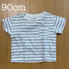 "Thumbnail of ""子供服 Tシャツ ボーダー 男の子 女の子 夏 90cm"""