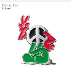 "Thumbnail of ""supreme Peace Pin"""