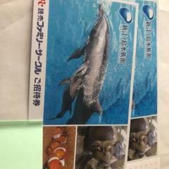 "Thumbnail of ""新江ノ島水族館 チケット 2枚"""