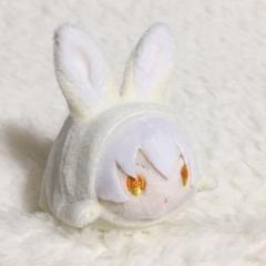 """Thumbnail of """"もちマスミニ着ぐるみ うさぎ ミルク"""""""