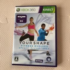 """Thumbnail of """"xbox360 Kinect ユアシェイプフィットネスエボルブ"""""""