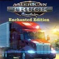 "Thumbnail of ""《Steam》アメリカン トラック シミュレーター ENCHANTED"""