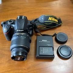 "Thumbnail of ""Nikon D3200 レンズセット BLACK"""