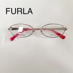 "Thumbnail of ""【新品】FURLA メガネフレーム ケース付き"""